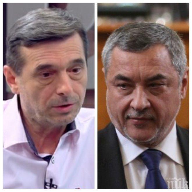 """Лидерът на КТ """"Подкрепа"""": Работодателските организации се опитаха да сложат на шейната Валери Симеонов с клас """"прослужено време""""! Две от тях играят с политически сили"""