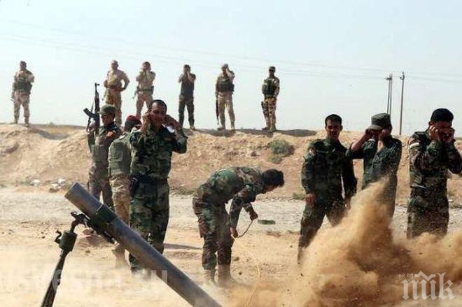 """Арести! Десет иракчани, за които се смята че са членове на """"Ислямска държава"""", са задържани в Турция"""