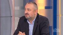 Ясен Тодоров от ВСС: Не трябва да се плаща на съдиите извън това, което получават от държавата
