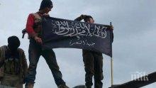 """ПРИТИСНАТИ! Цели отряди терористи от """"Джебхат ан Нусра"""" се предават"""
