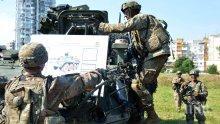Военна техника от състава на българските и американските въоръжени сили ще бъде представена в София