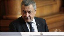 ДАДЕНА ДУМА! Вицепремиерът Валери Симеонов атакува инвалидните пенсии