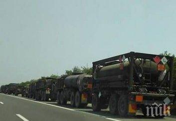 ИЗВЪНРЕДНО! НАТО превзе Бургас