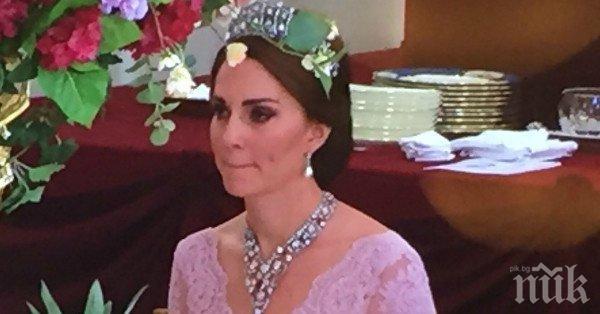 Провъзгласиха лейди Кейт за модна икона на нашето време