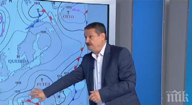 Климатологът Георги Рачев: Горещините продължават до утре, в сряда въздухът става по-свеж