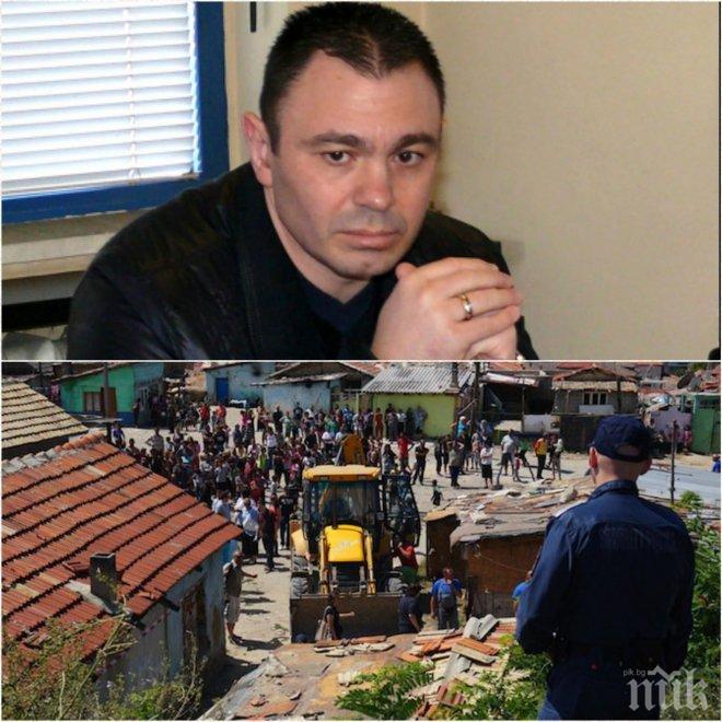 Бившият главен секретар на МВР Светлозар Лазаров изригна: С какви пари се купуват гласовете в циганските гета?
