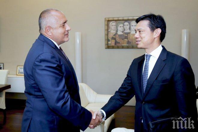 ПЪРВО В ПИК! Премиерът Бойко Борисов с важна среща - ето с кого разговаря