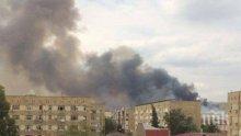 Експлозия в завод в Азербайджан, има ранени