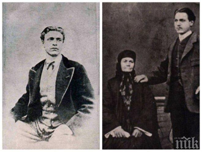 Вуйчото на Левски го искал за слуга, майка му щяла да го жени
