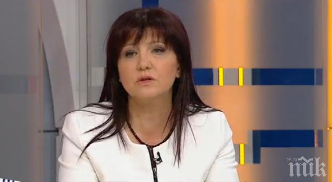ХИТ В ЕФИР! Караянчева на тръни в Нова телевизия! Двама от опозицията закачат устатата герберка от сектор Б