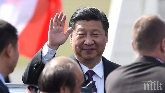 Призив! Президентът на Китай настоя за форсиране на военната реформа в страната