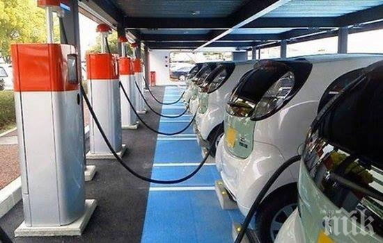 РЕВОЛЮЦИОННО! Великобритания забранява бензиновите и дизеловите автомобили до 23 г.