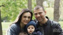 Тервел Пулев се преклони пред жена си - не била кифла