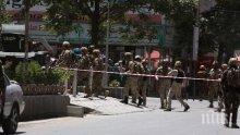 """""""Ислямска държава"""" пое отговорност за кървав самоубийствен атентат в Кабул"""