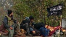 """Заедно с терористите от """"Джебхат ан Нусра"""" Ливан ще бъде напуснат и от девет хиляди техни роднини"""