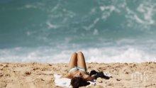 Горещо! Слънчево време и температури между 31 и 36 градуса ни очакват днес