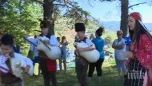 Започна традиционният събор в село Гела