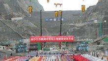 Китай строи ВЕЦ гигант