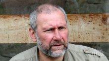 Проф. Николай Овчаров: Отслужиха водосвет на древната крепост край Търговище