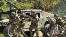 НАТО стъпи и в Молдова, прави съвместни военни учения