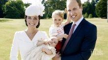 ПЪТЕШЕСТВЕНИК! Принц Джордж прелетял до деветмесечната си възраст 70 хил. километра