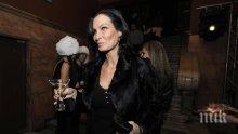 """НАМЕРИ СИ МАЙСТОРА! Цеци Красимирова става милионерска снаха! Фаталната красавица каза """"Да"""" на сина на Цоло Вутов (СНИМКА)"""
