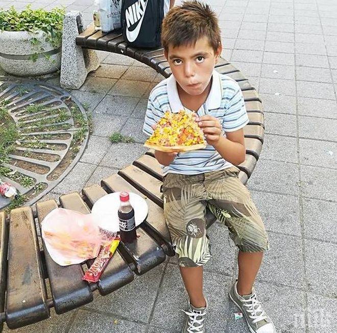 Тази история за едно дете от Бургас взриви Фейсбук! Ударихме ли дъното?