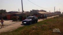 ИЗВЪНРЕДНО! Меле в Каменар! Цигани обвиняват, че полицията ги е смляла от бой! МВР засега не коментира