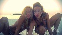 Рачков потъна вдън земя, Мария - на море с Алекс Раева