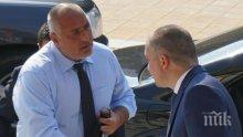 """ОТ ПОСЛЕДНИТЕ МИНУТИ! Борисов каза тежката си дума за напрежението в защитена зона """"Комплекс Калиакра"""""""