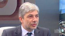 Министър Нено Димов за скандала Калиакра: Бомбата оставена от Тройната коалиция беше гръмнала
