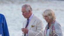 Принц Чарлз посети Атон