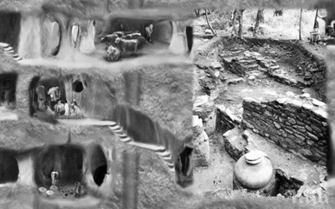 УНИКАЛНО! Подземен град със силно магнитно поле се крие в Родопите