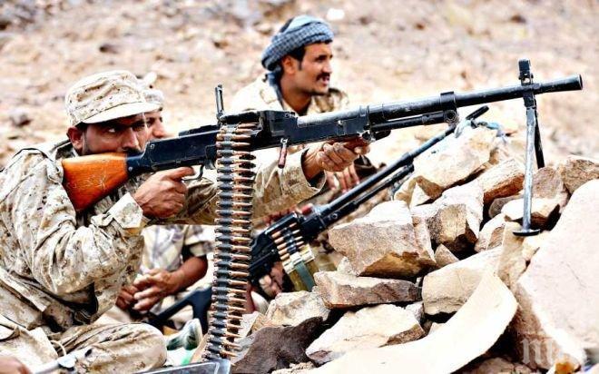 """Хиляди йеменски войници участват в операция срещу """"Ал Кайда"""""""