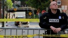 Шофьорът на врязалия се сред протестиращи автомобил в Шарлотсвил е идентифициран като 20-годишен мъж от Охайо