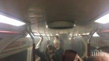 ИЗВЪНРЕДНО! Пожар в лондонското метро, евакуират пътници