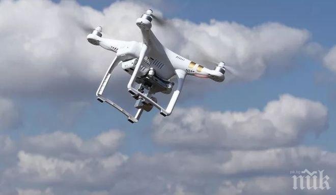 Турция конфискува предназначени за Сирия дронове