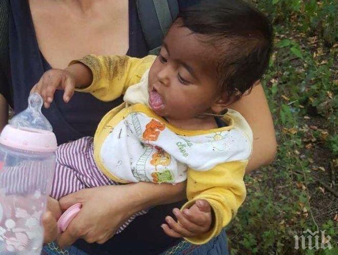 ОТ ПОСЛЕДНИТЕ МИНУТИ! Полицията установи кои са родителите на изоставеното в София бебе