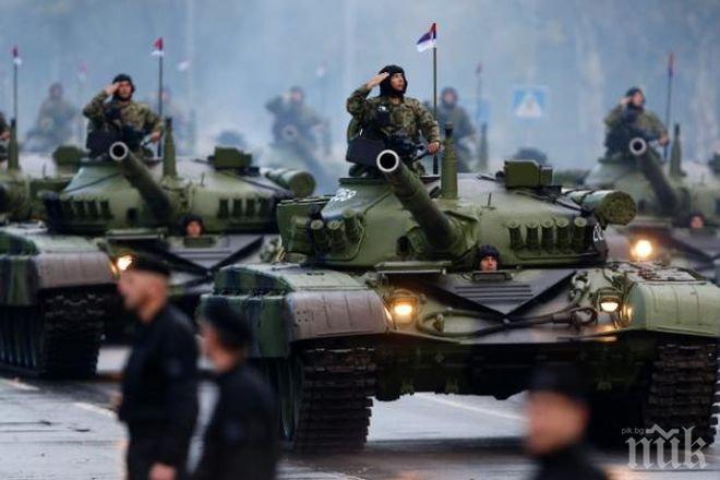 Русия и Азербайджан имат намерение да развиват военното сътрудничество между двете страни