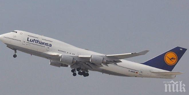Вижте как глобалното затопляне влияе на самолетите!
