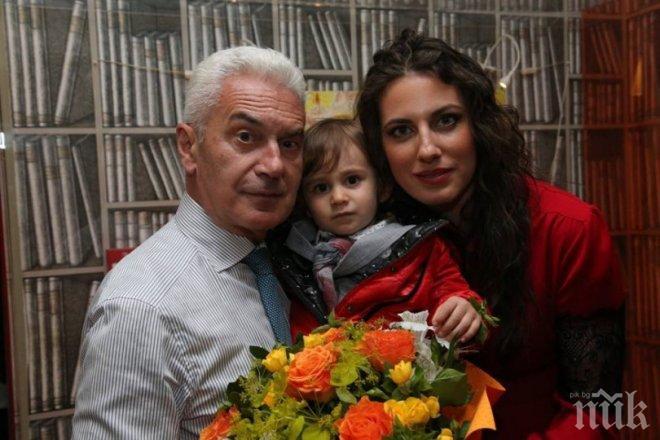 ГОРЧИВО! Волен Сидеров се прежали - вдига сватба през септември