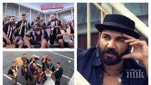 """ГОРЕЩО! ПИК TV засне мини филм за Азис и """"Мотел""""! Как се създава легенда - ексклузивни разкрития в """"Жълтите новини"""""""