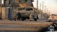 """СМЪРТОНОСНА АТАКА! Иракската армия щурмува Тал Афар да помете """"Ислямска държава"""""""