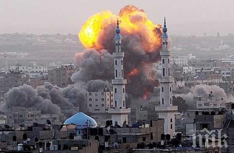 17 цивилни са загинали при американска атака в Ракка