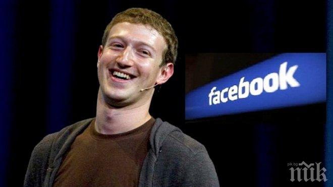 СКАНДАЛНО! Фейсбук шпионира конкуренцията