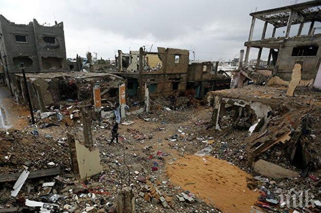 Един загинал и петима ранени, след като терорист се е самовзривил на границата между Египет и Ивицата Газа