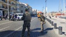 ИЗВЪНРЕДНО! Кола се вряза в две автобусни спирки в Марсилия! Убит е един човек, има ранени  (НА ЖИВО/ОБНОВЕНА/ВИДЕО/СНИМКИ)