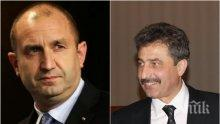 СТАВА ИНТЕРЕСНО! Президентът Румен Радев гарантира сигурността на Цветан Василев, ако се върне в България и даде показания за КТБ