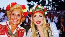 Пернишки хубавици на събора в Жеравна! Антония Петрова заголи баджаци на ливадата (ПИКАНТНИ СНИМКИ)