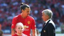 Моуриньо категоричен: Ибрахимович подписва с Юнайтед до дни